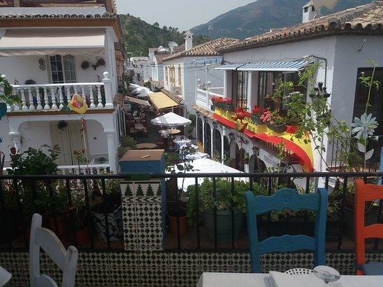 Bilde fra La Escalera