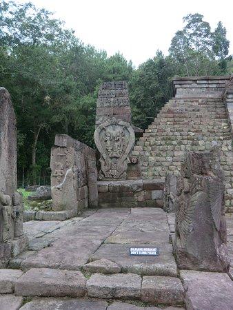Sukuh Temple照片