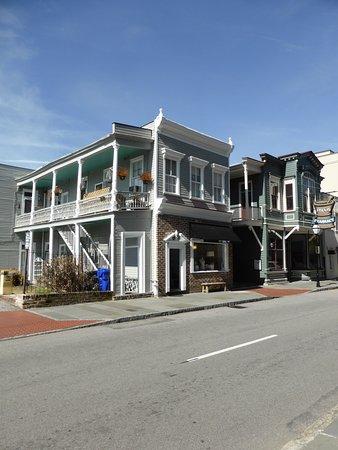 Charleston History Tours: Cartoline da Charleston, Carolina del Sud, USA