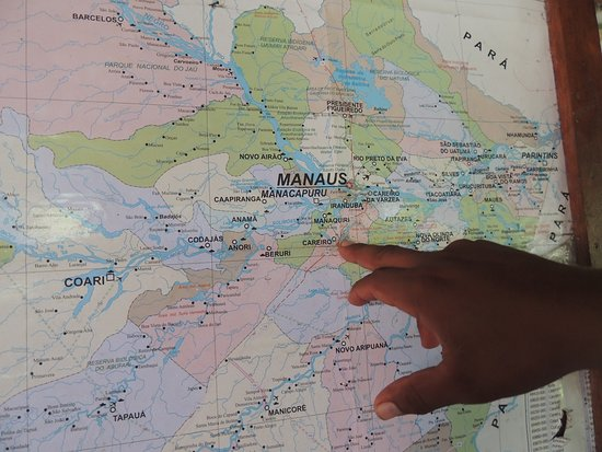 Amazon Gero Tours: Where we were