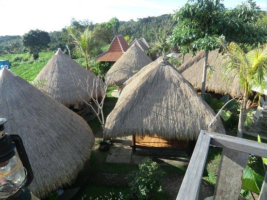 Bali Ndeso Resto: Restaurantbereich