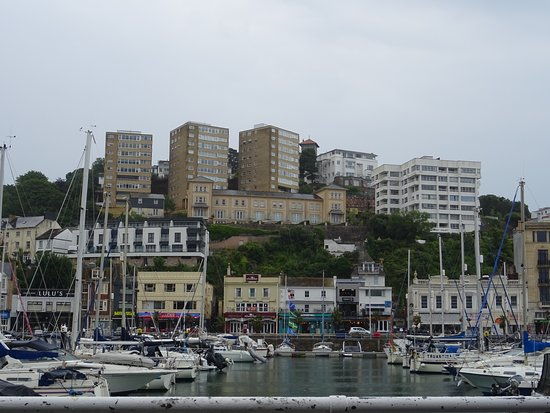 Inner Harbour: A view across the harbour