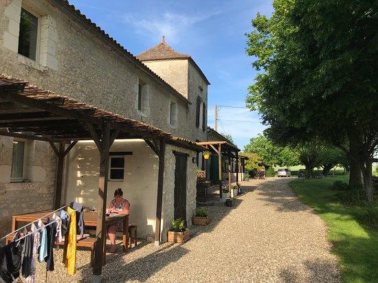 Fonroque, França: Beautiful