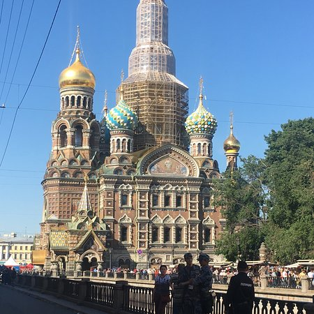 Bilde fra Bienvenidos a San Petersburgo