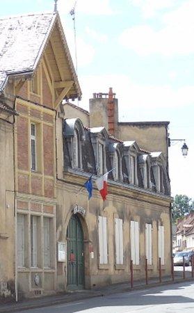 Mairie de Mouleydier