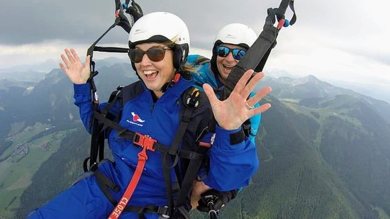 Paraworth Munich Tandem Paragliding