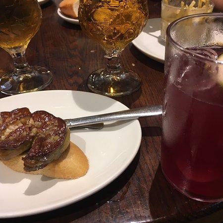 Bar Gaucho: Try the foie pintxo!!!