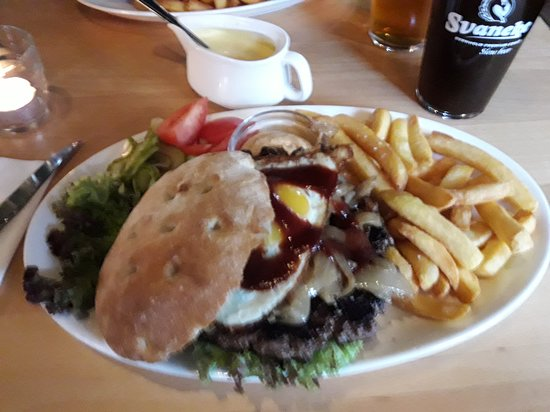 Restaurant Karla: Karla Hamburger