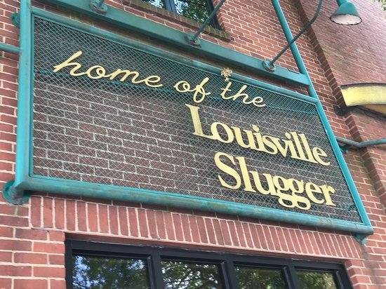 Louisville Slugger Museum & Factory: Louisville slugger