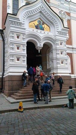 Александро-Невский собор (Собор Александра Невского): Cобор Эстонской православной церкви Московского патриархата