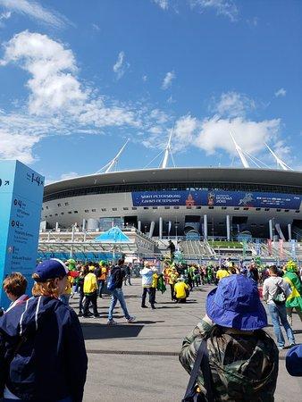 Gazprom Arena照片