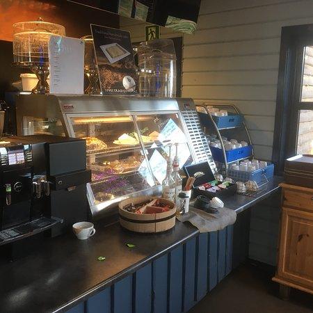 Foto de Fjellstua Café og Restaurant