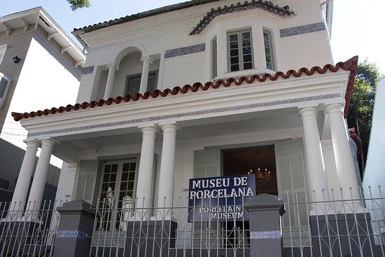 Museu de Porcelana de Petrópolis