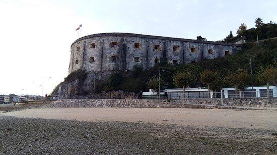 Santona, Espagne: Fuerte de San Martin