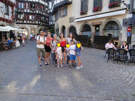 科尔玛老城照片