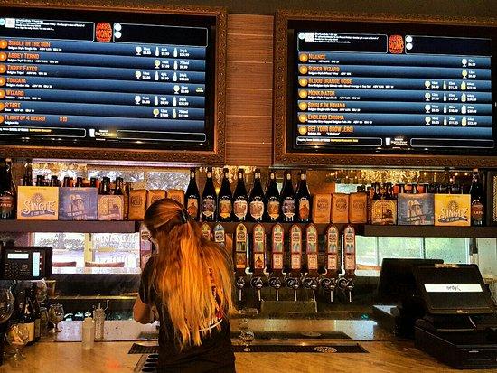 Barrel of Monks Brewery: Bartender