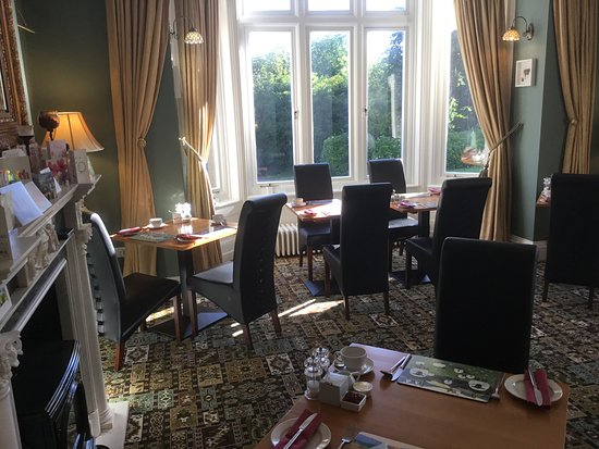 Betws yn Rhos, UK: Dining Room