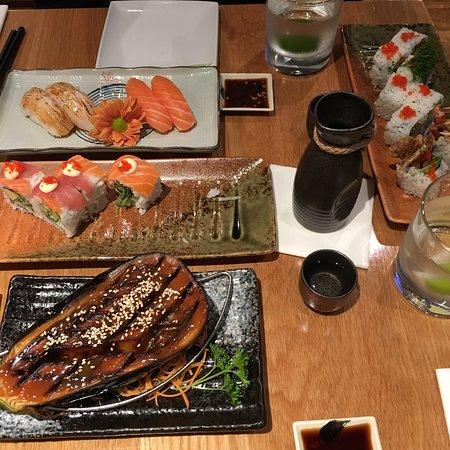 Kanpai Sushi: Best sushi restaurant in Edinburgh