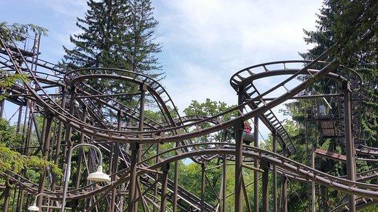 Idlewild & SoakZone: Wild Mouse Coaster