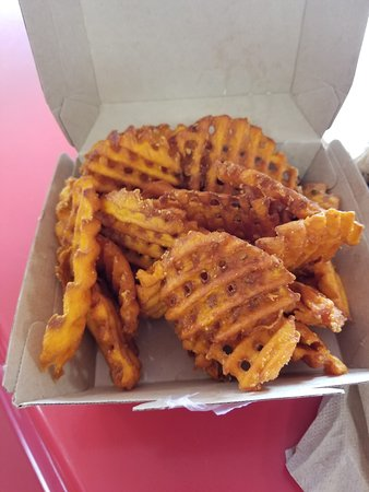 The Original Tony Lukes : sweet potato fries