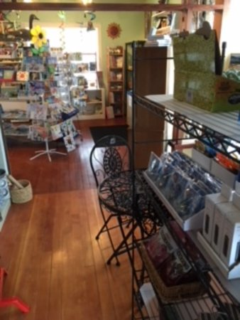 Second Nature: A different view of the store interior