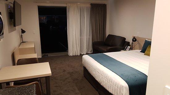 Balcony - Picture of Taylors Motel, Ashburton - Tripadvisor