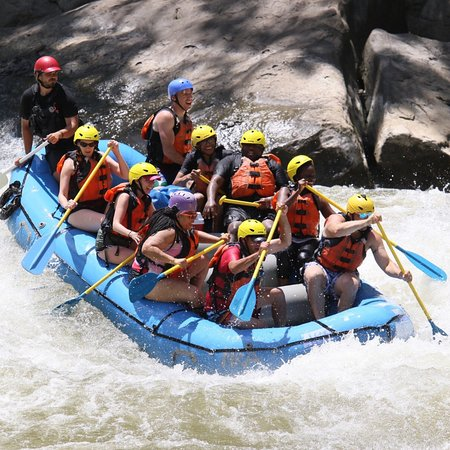New & Gauley River Adventures Foto