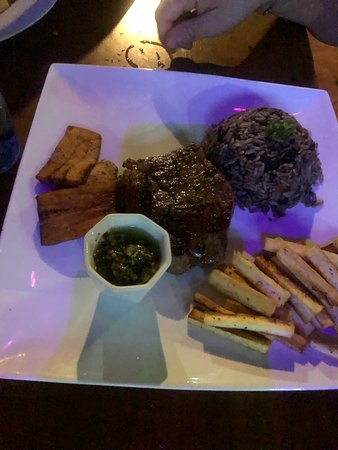 Restaurante El Arado, Manuel Antonio, Costa Rica