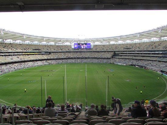 Optus Stadium: Inside the Optus Stadium