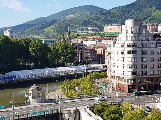 Rooms: Hotel Bilbao Plaza $95 ($̶1̶1̶3̶)