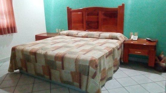 Yautepec, Mexico: Habitación sencilla para dos personas