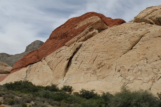 红岩峡谷国家野生生物保护区照片