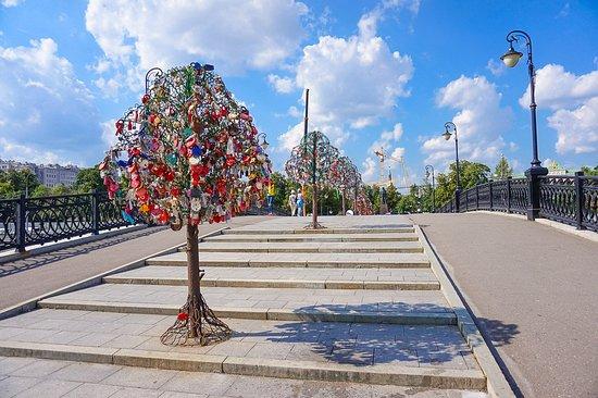 Luzhkov Bridge照片