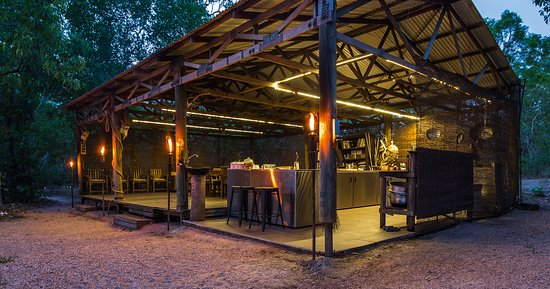 Garig Gunak Barlu National Park, Australia: Dining area