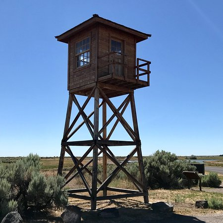 Jerome, Айдахо: Minidoka Internment National Monument