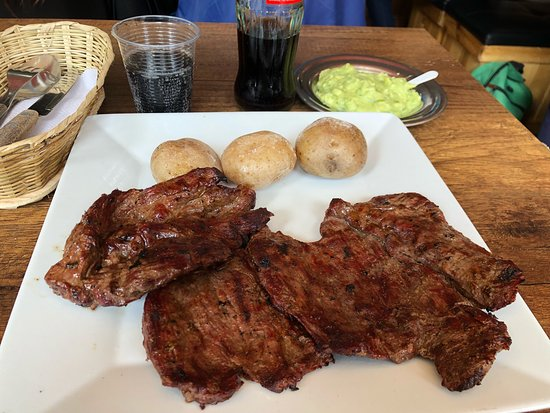 Asadero Angus and Roastbeef: Good food and average price in Bogotá