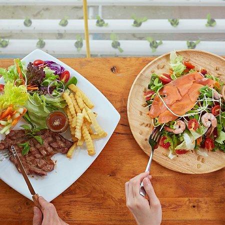 Healthy Food In Pattaya