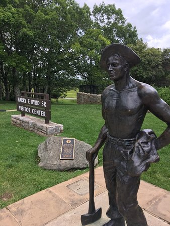 Dickey Ridge Visitor Center