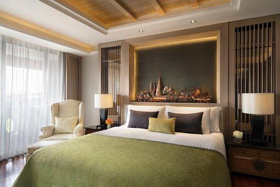 Anantara Riverside Bangkok Resort: Two Bedroom Suite King Bed