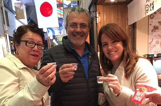 Vida nocturna Osaka Food Tour