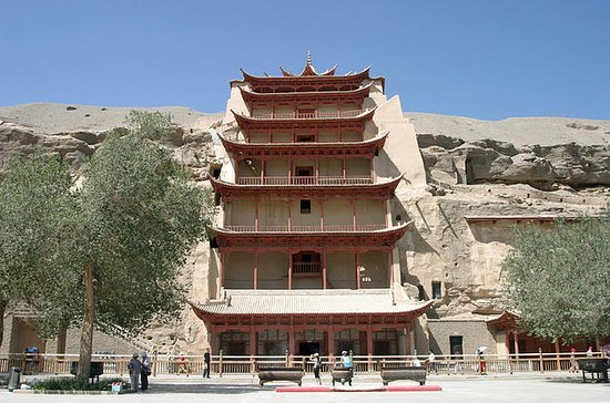 4-Day Private Dunhuang Tour includes...