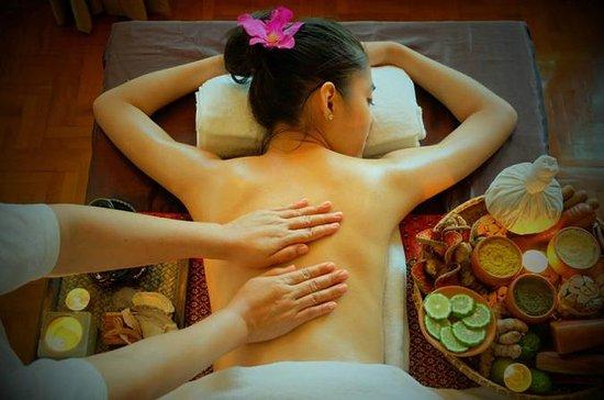 Aromaterapia Arayana Spa con compresa...
