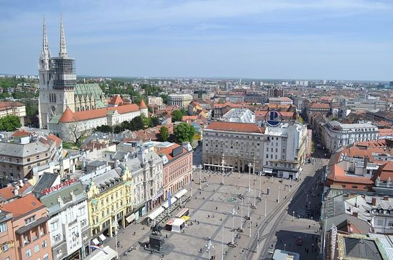 Lo mejor de, Zagreb - Capital de...