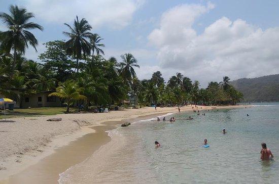 Visite a Playa del Caribe: Isla...