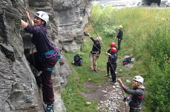 Privately Guided Rock Climbing - Half...