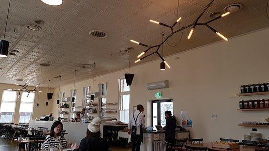 New Norfolk, Australien: Restaurant soace