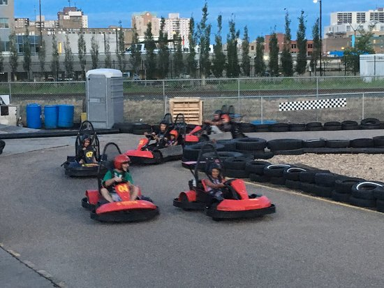 Saskatoon, Canada: New karts are looking great !!!