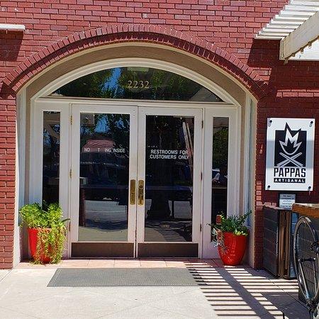 La Verne, Califórnia: Pappas Entrance