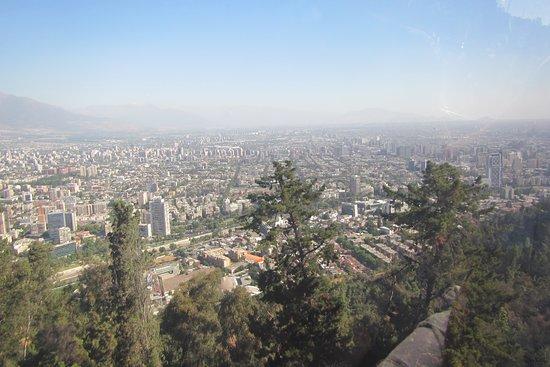 Teleferico Santiago照片
