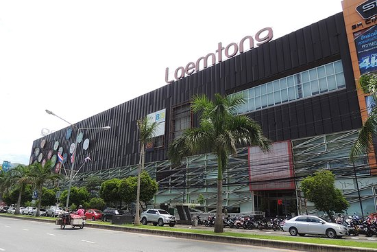 LAEMTONG Shopping Plaza Bangsaen